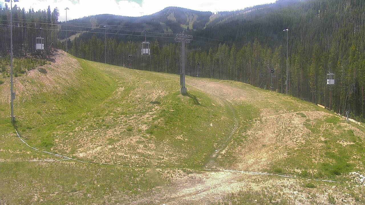 Winter Park Tubing Hill Cam
