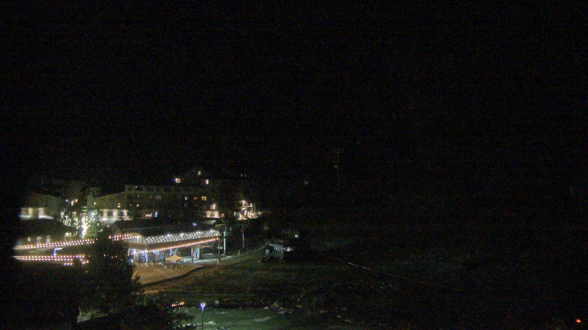 Ski Resort Base Webcam Image