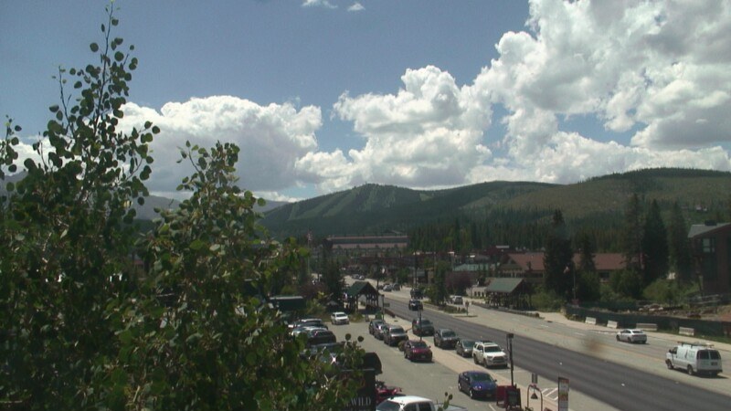 Ski Resort Town Cam Webcam Image