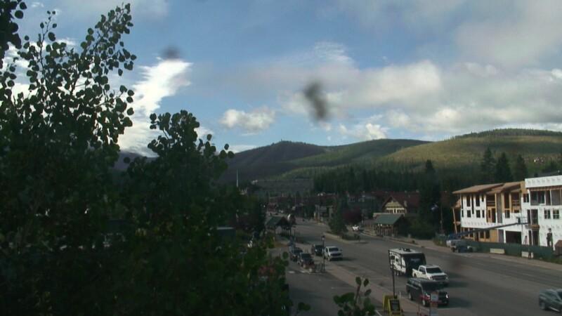 Ski Resort Town Cam
